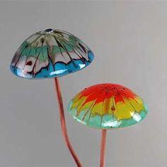 Mushroom Dome Cap Drape Mold - 6.25 in.