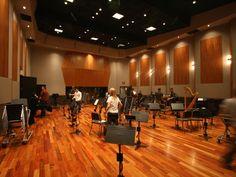 The Bridge Recording Studio Build, Music Studios, Recording Studio, Conference Room, Bridge, Audio, Building, Table, Furniture