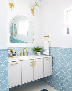 Moroccan Fish Scale Tile | TheNest.com