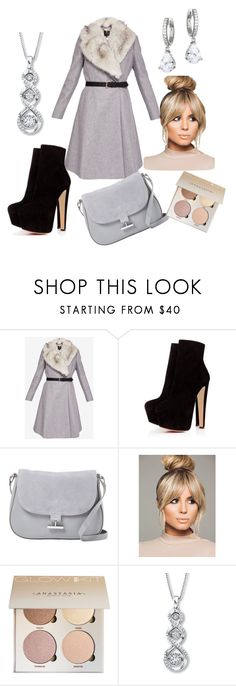 """Untitled #5"" by samraaaa24 ❤ liked on Polyvore featuring Ted Baker, Halston Heritage and Kate Spade"