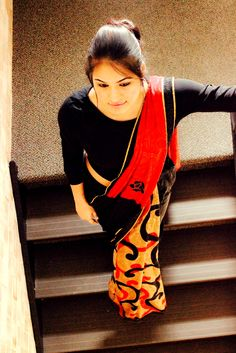 Fashion Pants, Sari, Cover, Style, Saree, Swag, Stylus, Blankets, Outfits