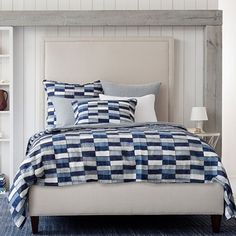 Blick Duvet & Sham By Pine Cone Hill