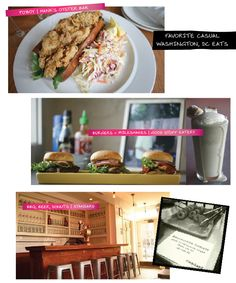 Favorite DC eats from SimpleSong