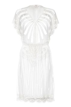 Gatsbylady London Angel Sleeve Flapper Dress in Off White 1920s Fashion Dresses, Vintage Fashion 1950s, Victorian Fashion, Vintage Hats, Fringe Flapper Dress, London Outfit, Maxi Dress Wedding, Angel Sleeve, Vintage Inspired Dresses