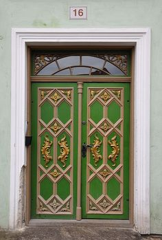 Doors of Tallinn, Estonia