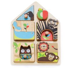 Alphabet Zoo Match & Play Puzzle Skip Hop creates unique, innovative and highly functional products that make. parenting easier, better and more fun. Skip Hop products meet or exceed all applicable standards for pro Toddler Toys, Baby Toys, Boy Toddler, Kids Toys, Abc Zoo, Play Puzzle, Puzzle Board, Puzzle Toys, Baby Learning Toys
