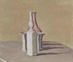Giorgio Morandi e le sue nature morte, quando una solitudine apparente viene colmata da una creatività spiccata