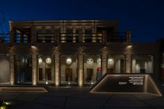 "Al Shindagha Museum - Perfume House - dpa lighting consultants - ""Right Light, Right Place, Right Time"" ™ Museum Lighting, Facade Lighting, Tree Lighting, Lighting Concepts, Lighting Design, Lighting Control System, Gallery Lighting, Perfume Making"