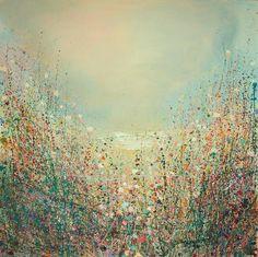 "Sandy Dooley; Acrylic 2013 Painting ""Early Morning"""