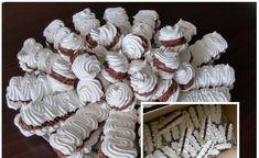 Rychlé a jednoduché řezy, které po ochutnání budete chtít každý den recept | iRecept.cz Swiss Roll Cakes, Kefir, Icing, Rolls, Bread, Cookies, Desserts, Recipes, Food
