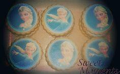 Cumpleaños temático Elsa Frozen  #sweetmoments