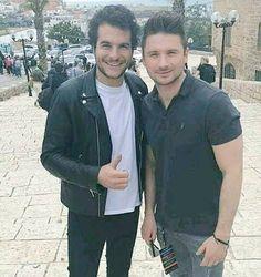 Amir Haddad & Sergej Lazarev