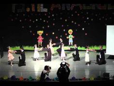 Babalar ve Kızları Dans Gösterisi | Gösteri - Müsamere TV