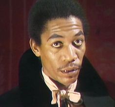 "Morgan Freeman as Count Dracula on ""The Electric Company"". Loved him & the show! I always wondered if he was also Spiderman on the show. Old Celebrities, Celebs, Young Morgan Freeman, Driving Miss Daisy, The Shawshank Redemption, Electric Company, Kids Shows, My Escape, Photo Essay"