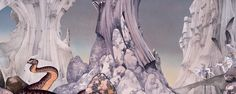 Relayer  by roger dean