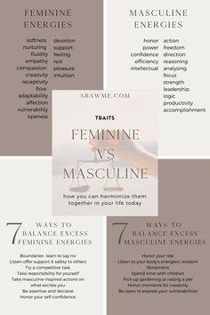 Spiritual Thoughts, Spiritual Growth, Spiritual Awakening, Spiritual Wisdom, Sacred Feminine, Feminine Energy, Feminine Traits, Masculine Traits, Feminine Quotes