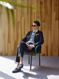 DRESS STYLE | United Arrows for Men | CLOTHING MATTERS 3 - as USUAL