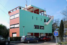 Cité Frugès - Pessac - Le Corbusier