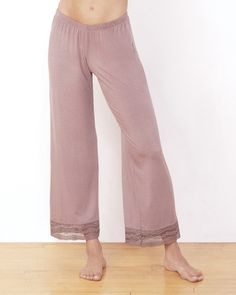 Hint of Lace Pant