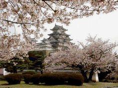 Схема вышивки «сакура, храм» - Схемы вышивки - Elena_mama - Авторы - Портал «Вышивка крестом»