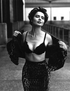 Isabella Rossellini - Those Bergman genes are bonafide!