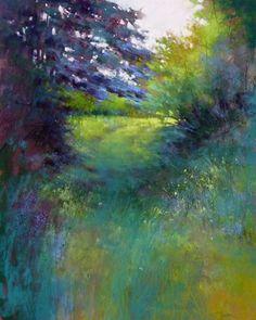 Long Time Passing. Barbara Newton,pastel
