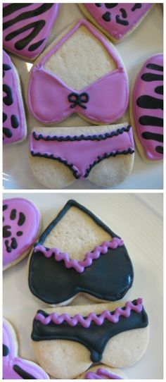 Sweet and Sour Showers: Lingerie Shower creative-ideas