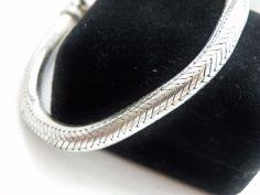 Bracelet Chaîne De Corde D Argent Les Hommes Par Taneesijewelry Idealway Vintage Style Silver Snake