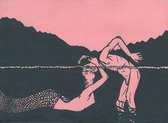 Artwork by Aleksandra Waliszewska
