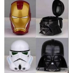 Caneca Personagens 500 ml - Star Wars - Darth Vader
