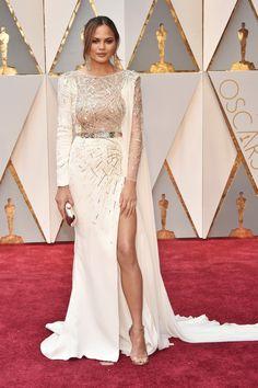 Chrissy Teigen, Oscar 2017
