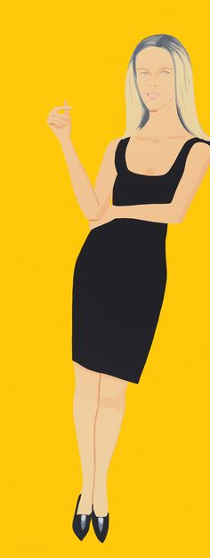 Alex Katz, born 1927 in New York as the son of Russian-Jewish immigrants, is one of the most important painters of our time, worldwide.