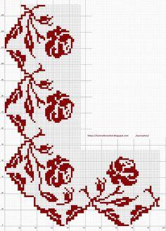 Filet Crochet, Crochet Lace, Sewing Needles, Stitch 2, Cross Stitch Flowers, Blackwork, Tinkerbell, Embroidery Stitches, Needlework