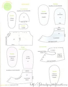 Moldes para Todo: *♥* Zapatos/Tenis/Sandalias Doll Shoe Patterns, Felt Patterns, American Girl Accessories, American Girl Clothes, Baby Kids Clothes, Girl Doll Clothes, Sewing Slippers, Sweet Dreams Baby, Nancy Doll