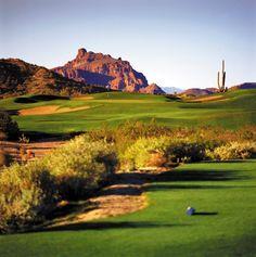 Las Sendas Golf Club, Mesa, AZ