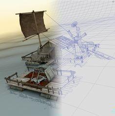 Raft topology