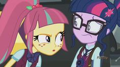Size: 1440x802   Tagged: bowtie, equestria girls, friendship games, glasses, human twilight, ponytail, safe, screencap, sour sweet, spoiler:friendship games, twilight sparkle