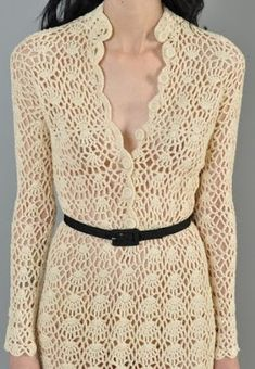 Delicadezas en crochet Gabriela: Varias prendas de damas