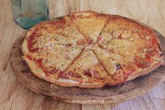 Pizza de paté y cebolla caramelizada | La cocina perfecta