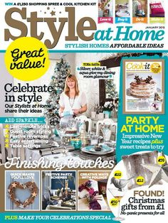 Style at Home UK - January 2015
