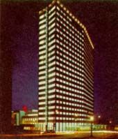 City of Vancouver Classic Building, Modern Architects, Post Card, Vancouver, Mid-century Modern, Skyscraper, Electric, Mid Century, City