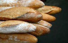 crusty french baguettes recipe | natural bread machine recipes