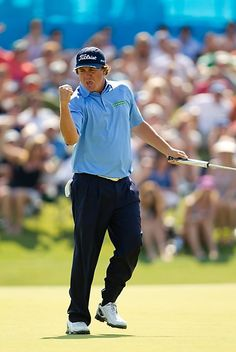 Jason Dufner wins the Byron Nelson CHampionship