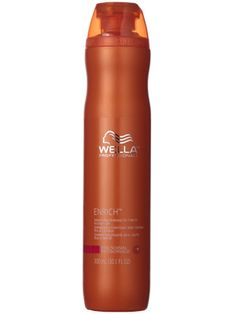 Wella Professionals Enrich Volumizing Shampoo for Fine to Normal Hair Review: Hair Care: allure.com