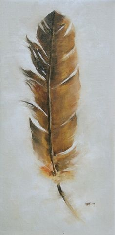 feather, nature, painting