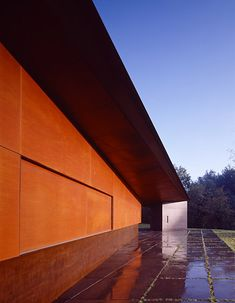 RCR Arch., Natural Park Info Center in Olot, #Catalonia, Photography by Eugeni Pons