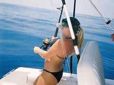 Sport fishing in Costa Rica - sounds like fun (as long as it's catch-and-release) via @HPVacations