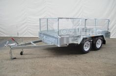 Brisbane and the Gold Coast's Best Quality Single Axle Car Trailer Car Trailers For Sale, Mc Queen Cars, Tow Mater, Radiator Springs, Trailer Plans, Vintage Porsche, Disney Cars, Tandem, Gold Coast