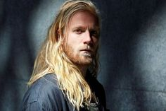 Hogni Egilsson: I'm usually not a huge fan of blonde men, but Hogni is stunning.