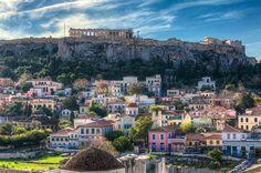 Os melhores destinos de viagem na Europa em 2015 - Atenas, Grécia